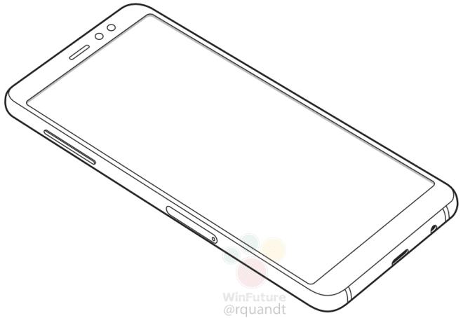 Samsung Galaxy A8+ hands-on video leaked, Samsung Galaxy