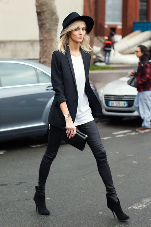 What should and should not wear leggings