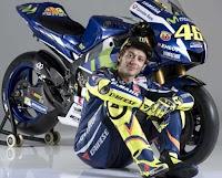 Yamaha perpanjang kontrak Rossi hingga tahun 2018