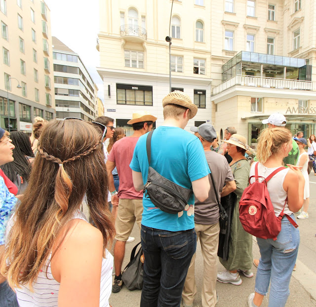 All About The Free Walking Tours