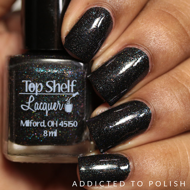 Top Shelf Lacquer Screaming Spirit