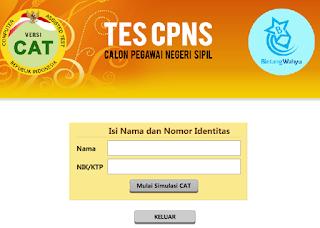 Cat CPNS
