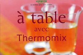 À table avec Thermomix pdf livre à télécharger gratuitement