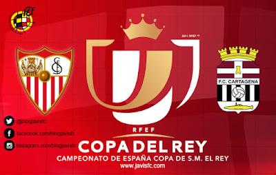 Previa Sevilla FC - FC Cartagena