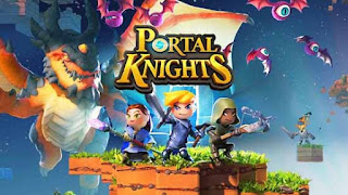 Trải nghiệm Portal Knights game nhập vi hành động vô cùng độc đáo