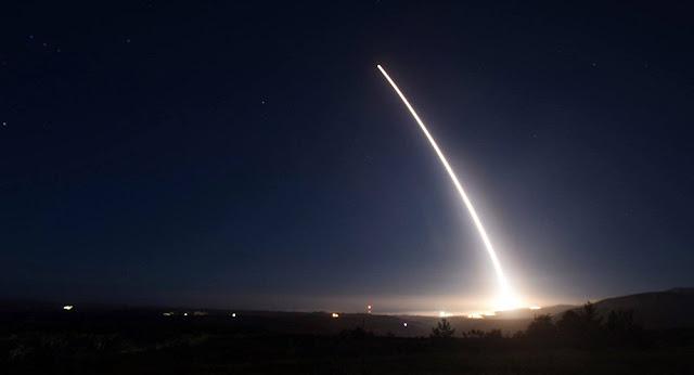 Eua testa Minuteman III