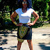 A little Asymmetrical Skirt [Sew What? Series Dressy Talk Patterns Wrap Skirt]
