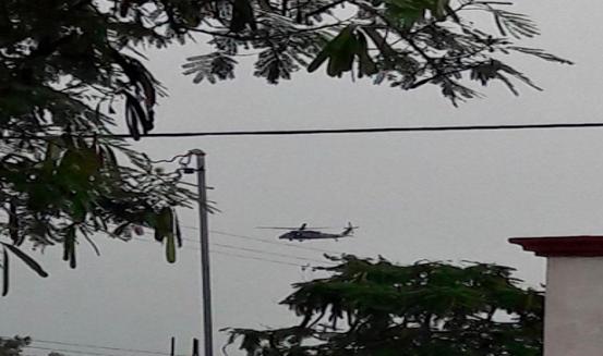 VIDEO: MARINOS ACRIBILLAN desde HELICOPTERO a SICARIOS en REYNOSA