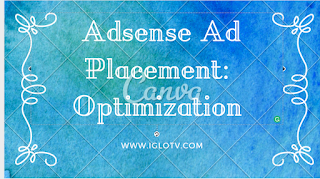 Adsense Ad Placement: Optimization