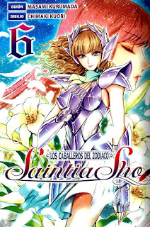 Saint Seiya Saintia Shō 6