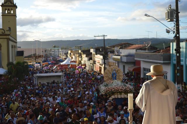 ROMARIA: Festa em homenagem a Frei Damião foi encerrada em São Joaquim do Monte.