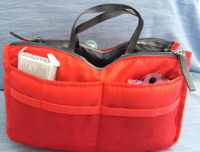 Handbag organizer - divisorio da borsa