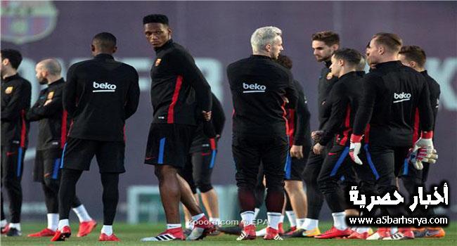 إعلان تشكيلة برشلونه اليوم امام فالنسيا الخميس 1\2\2018 تشكيلة برشلونة المتوقعة أمام فالنسيا في كأس ملك أسبانيا