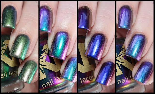 Bee's Knees Lacquer - Marvel Multichromes