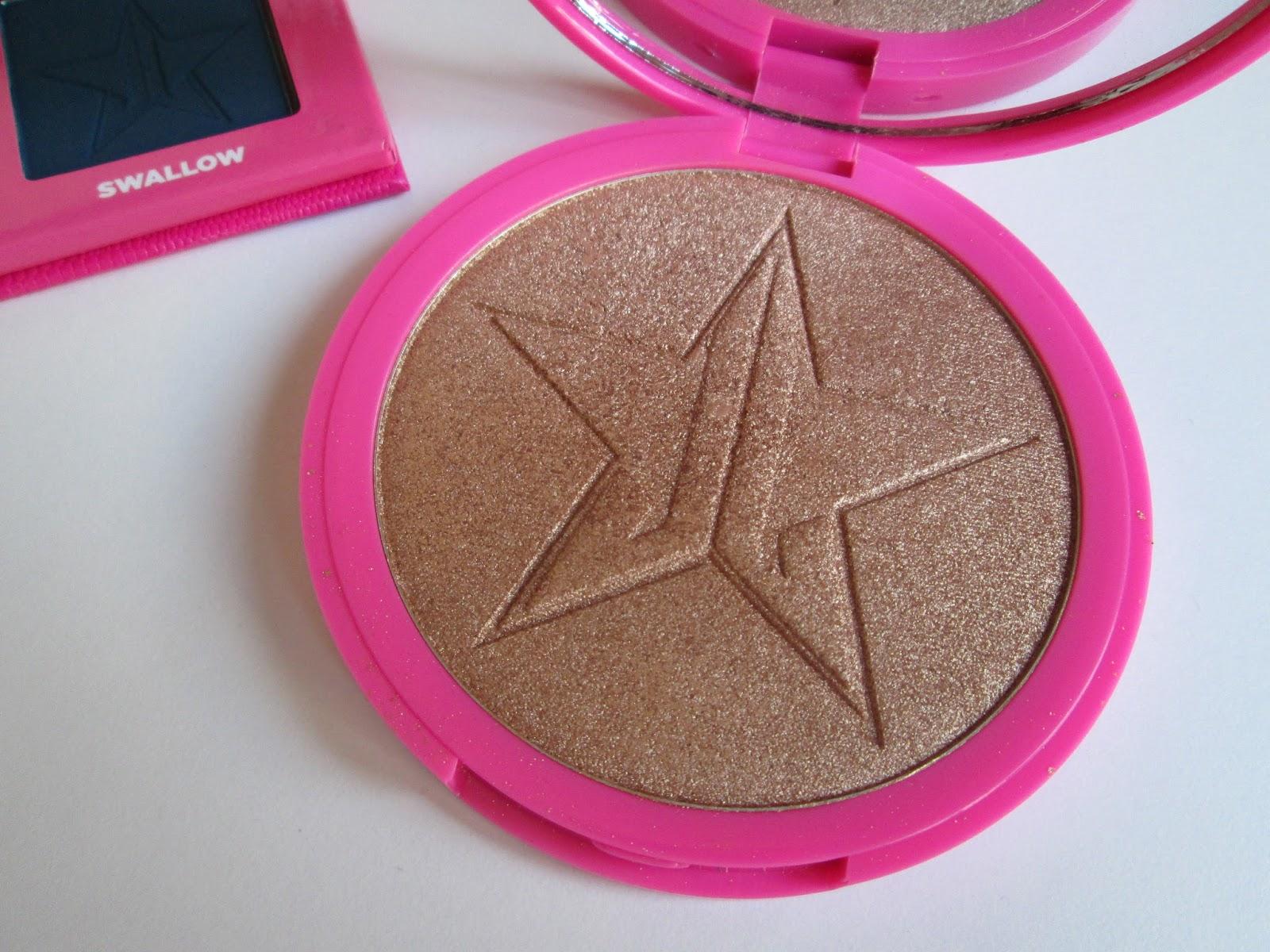 Audrey Jeffree Star Cosmetics Aydınlatıcı Ve Likit Ruj Incelemesi