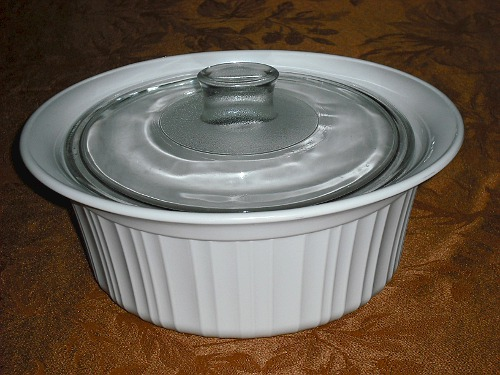 Corningware 411 Known French White Ii Pieces Cw Series