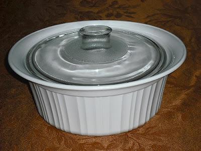 Quart Glass Baking Dish
