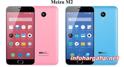 Harga Meizu M2, Spesifikasi Meizu M2, Review Meizu M2