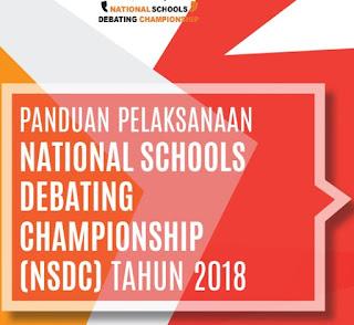 Petunjuk pelaksanaan LDBI / Lomba Debat Bahasa Indonesia untuk tingkat Sekolah Menengah Atas / SMA tahun 2018 serta petunjuk teknis / juknis Lomba Debat Menggunakan Bahasa Inggris atau NSDC / National Schools Debate Competition untuk SMA Tahun 2018 Lengkap.
