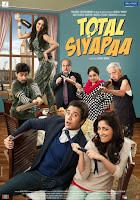 Total Siyapaa 2014 720p Hindi DVDRip Full Movie Download