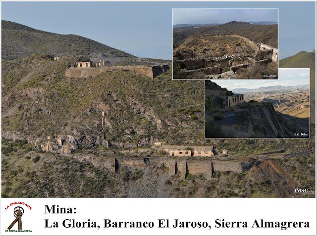barranco Jaroso, Sierra Almagrera