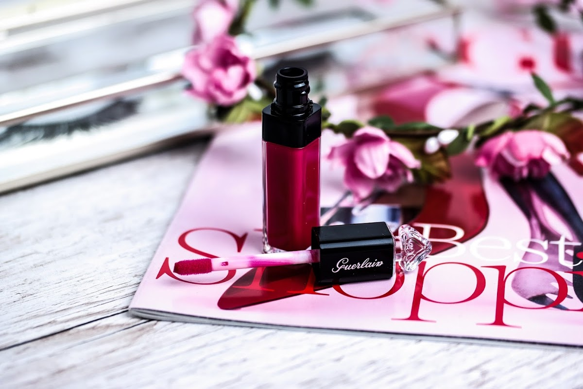 #creative ein strahlendes Pink