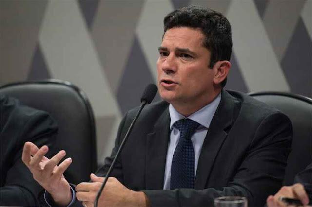 Moro afirma que emenda discutida na Câmara coloca em risco Lava-Jato