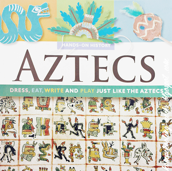 Hands-on History Aztecs review plus tons of other Precolumbian resources. Complete list and photos of activity examples!
