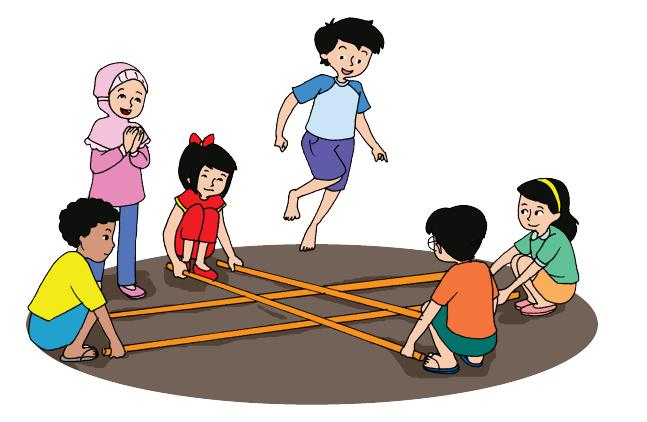 Kerukunan Dan Persatuan Dalam Permainan Tradisional Rangku Alu