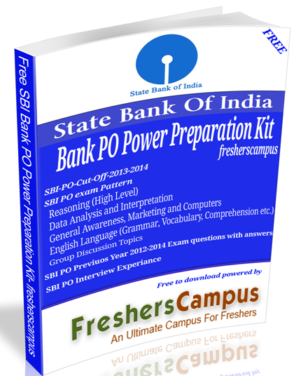 Sbi Po 2014 Papers Pdf