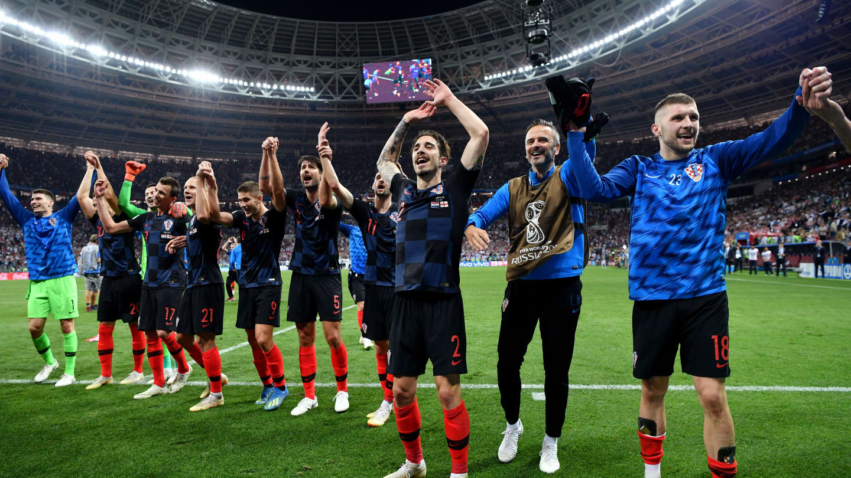 Croácia 2 x 1 Inglaterra