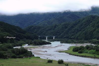 栃木県 奥日光 五十里湖