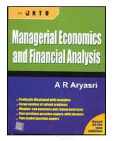 Managerial Economics And Financial Analysis By Aryasri Ebook