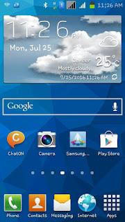 Custom Rom Samsung Grand Prime for Oppo Neo 3