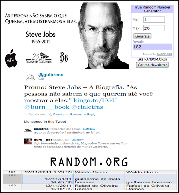 Promo: Steve Jobs – A Biografia | Resultado 6