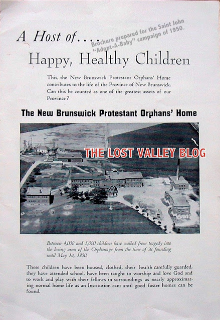The lost valley an internet history of saint john nb new brunswick protestant orphans home saint john air photo solutioingenieria