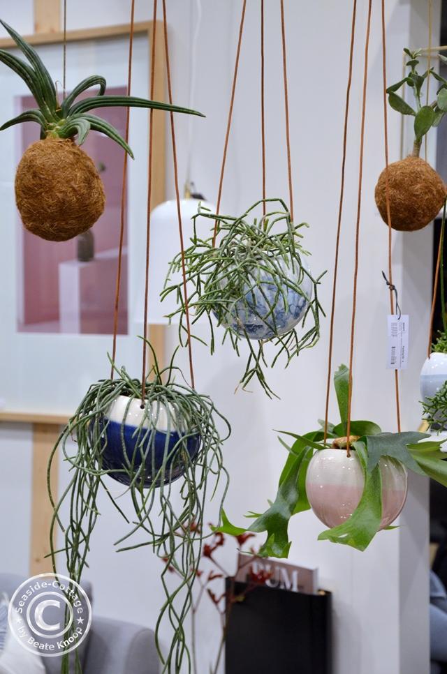 Hübsch Interior Blumenampel