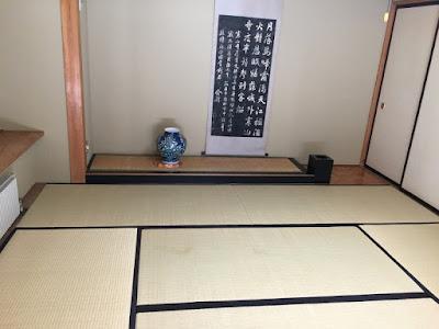川古温泉 8畳寝室