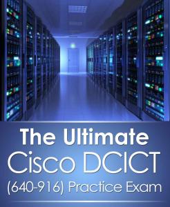 Cisco CCNA Data Center 640-916 DCICT Video Lab của CBT