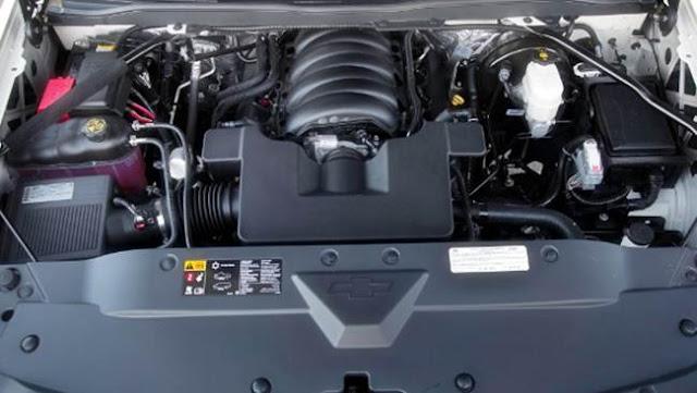 Chevy Silverado 2020 Redesign