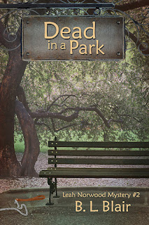 Dead in a Park: Leah Norwood Mystery #2 and Giveaway