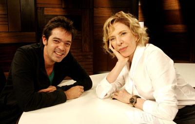 Bruno Mazzeo no Marilia Gabriela Entrevista