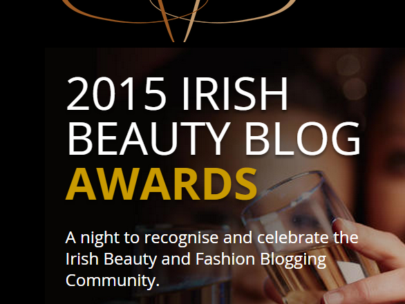 Irish Beauty Blog Awards Nominee
