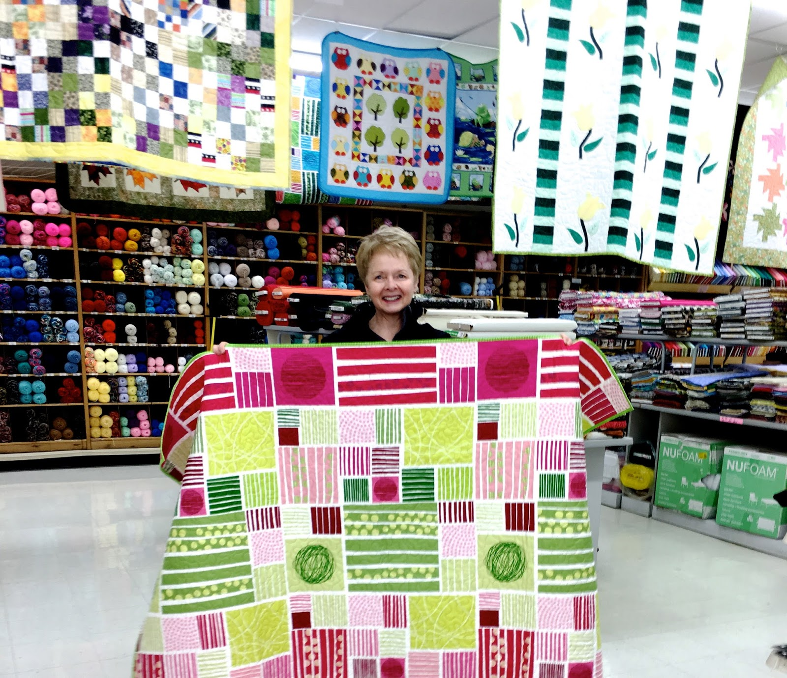 Quiltsy Quiltsy Cares Sally Manke