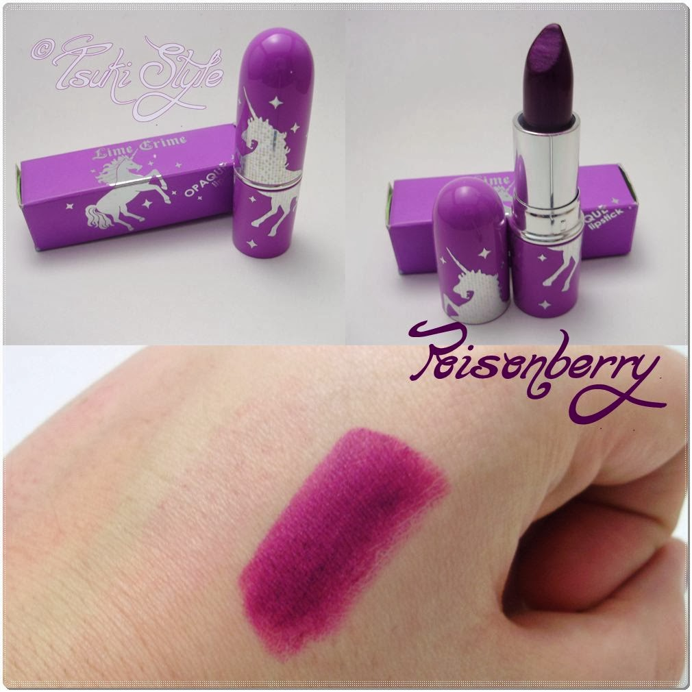 poisonberry limecrime