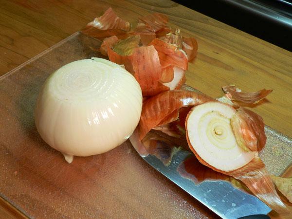 onion peel