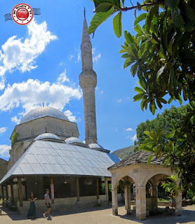 Mezquita Koski Mehmed Pasha, Mostar, Bosnia y Herzegovina