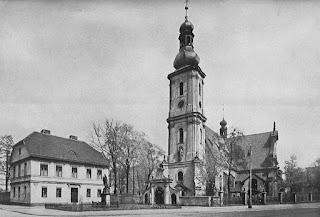 Kościół św. Maurycego na Przedmieściu Oławskim we Wrocławiu