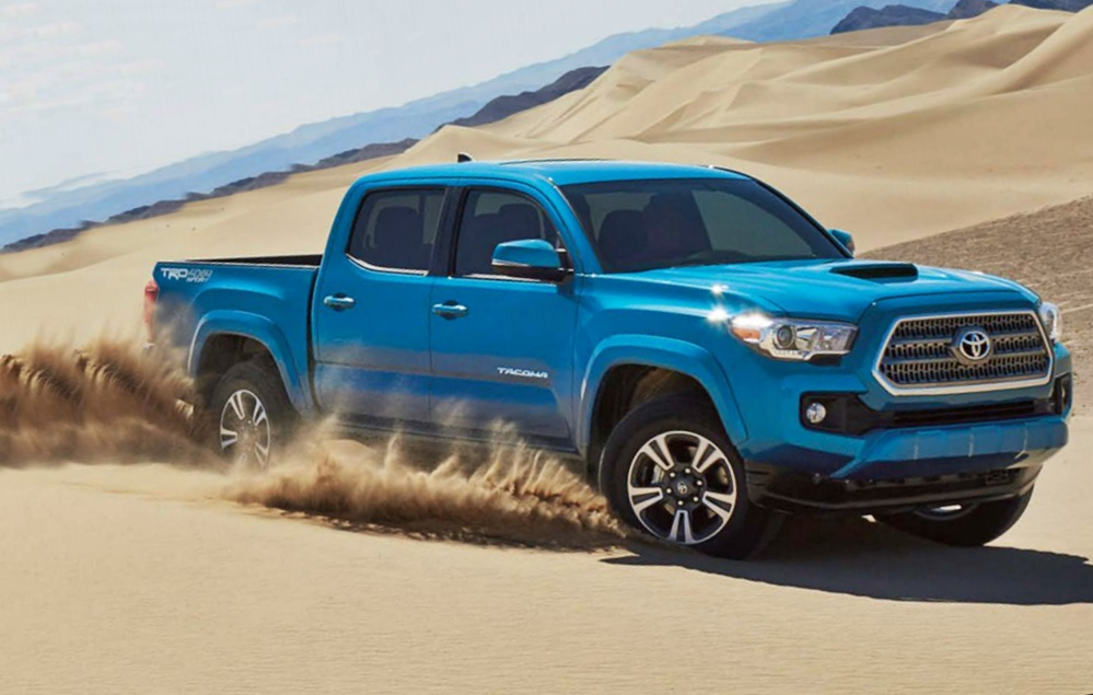 2018 Toyota Tacoma Redesign Release Date And Price Auto Toyota Review