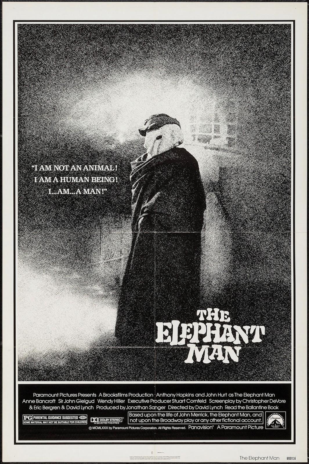 der elefantenmensch 1980